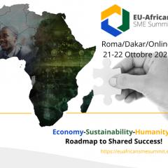 EU - AFRICAN SUMMIT 𝟮2021 - 20 / 21 OTTOBRE