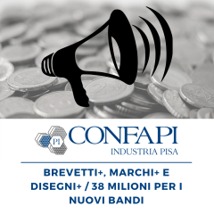 BANDI: Brevetti+, Marchi+ e Disegni+