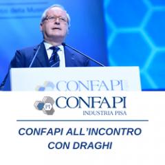 CONFAPI INCONTRA DRAGHI