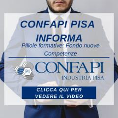 PILLOLE FORMATIVE - IL FONDO NUOVE COMPETENZE