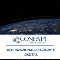 INTERNAZIONALIZZAZIONE E DIGITAL