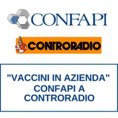 CONFAPI PISA A CONTRORADIO - VACCINI IN AZIENDA