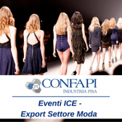 export settore moda