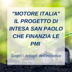 PROGRAMMA MOTORE ITALIA